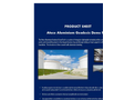 Ateco - Aluminium Geodesic Dome Roof Datasheet