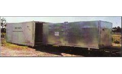 BIOBOX - On-site Aerobic/ Anaerobic Composting System