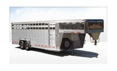 Eby Ruff Neck - Livestock Trailers