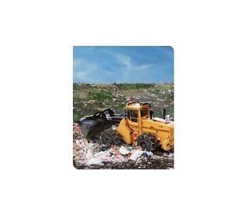 Ljungby - Model C35 - Landfill Compactors