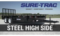 Sure-Trac Steel High Side Features - Video