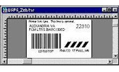 Barcode Labeling Software