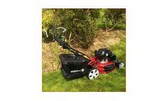 Titan Pro - Model TPHW 21 - Self Propelled Petrol 180cc Rotary Lawn Mower