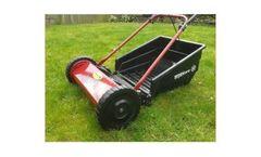 Titan Pro - Model TP-S42PCM - Simplicity 42cm-16.5` Push Cylinder Lawnmower