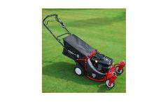 Titan Pro - 22` 55cm Petrol Zero Turn Lawn Mower