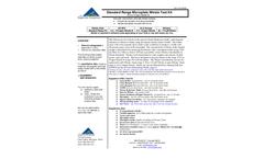 NTK-MPSR - Standard Range Microplate Nitrate Test Kit - Brochure