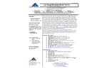 NTK-MPLR - Low Range Microplate Nitrate Test Kit - Brochure