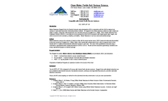 Nitrate Reductase Reagent Pack for Astoria Pacific Discrete Analyzers - Brochure