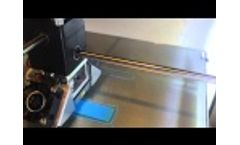 3D Printing a Prototype of the NECi Photometer - Video