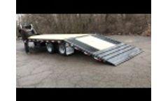 Moritz Hydraulic Dove Tail - Video