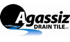Agassiz - Drainage systems