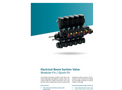 Electric Valves / Section Valves Products Brochure