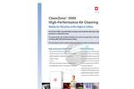 IQAir CleanZone Series Product Information Brochure