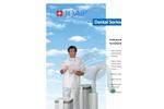 IQAir - Dental Series Product Information Datasheet