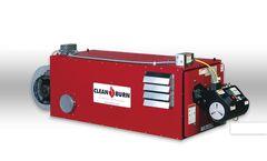 Clean Burn - Model CB-2500 - Waste Oil Furnace
