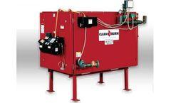 Clean Burn - Model CTB-500 - Waste Oil Boiler
