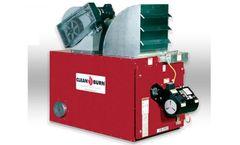 Clean Burn - Model CB-3500 - Industrial Grade Waste Oil Furnace