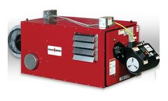 Clean Burn - Model CB-1750 - Waste Oil Furnace