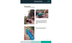 ABI - Casing Twister  Brochure