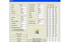 Escen - Making Regional Forestry Scenario Analyses Software