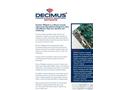Decimus - Mitigate - Passive Acoustic Monitoring Datasheet