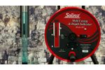 How To Operate: Solinst Well Casing & Depth Indicator: Metal Well Casing Detection: Total Well Depth - Video