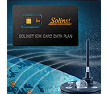 Plug and Play 4G LevelSender 5 Telemetry with Built-in SIM Card