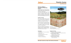 Solinst - Model 401 - Waterloo Multilevel System Brochure