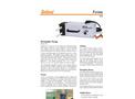 Solinst - Model 410 - Peristaltic Pump Data Sheet