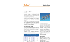 Solinst - Model 429 - Point Source Bailer Data Sheet