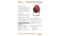 Solinst 101D Water Level DrawDown Meter - Brochure