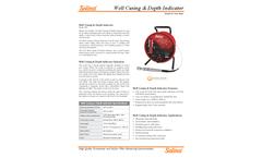 Solinst 105 Well Casing & Depth Indicator - Data Sheet