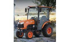 Kubota - Model B50 - Compact Tractor
