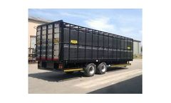 Cattle/Livestock Trailers