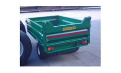 Compact Tractor Trailers