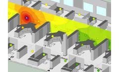 Acoustics in buildings (Room acoustics)