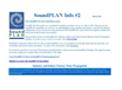 SoundPLAN Info #2 March 2012 - Brochure