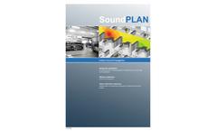 SoundPLANnoise - Indoor Factory Noise - Brochure