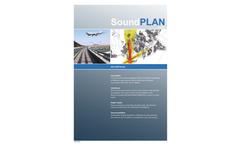 SoundPLANnoise - Aircraft Noise - Brochure