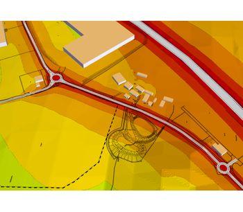 SoundPLAN - Traffic Noise Road and Rail