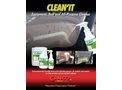 Crafco - Model Clean It  - Brochure
