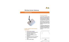 B-Scada - Ethernet Wireless Sensor Gateway - Brochure