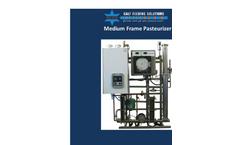 Calf-Star - First Nurse Colostrum Pasteurizer/Warmer - Brochure