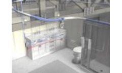 Uponor AquaSAFE Fire Sprinkler System Highlights - Video