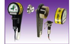 Whirligig - Mount & Fully Guarded Target Universal Shaft Sensor