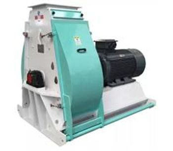 Feed Crusher Machine for Poultry, Fish Feed