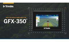 What You Need to Know about the GFX-350 Display
