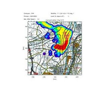 MAESTRO Dispersion - Air Modelling Software