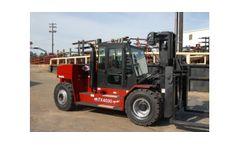 Taylor - Model TX-4030 - Rigger Forklift Trucks