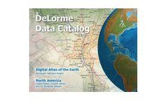 DeLorme - Digital Base Maps for GIS & OEM